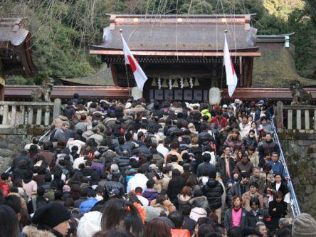 岐阜県のおすすめ初詣スポット、2021年の初詣行事やご利益は?