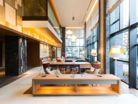"""朝食は""""ひつまぶし""""。露天風呂のある都会派癒しホテルで快適ナゴヤ旅。"""