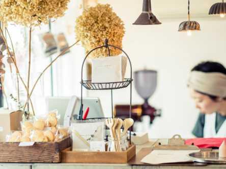 赤羽のハイセンスな小型カフェ「anzu to momo」でこっそりひとり、特別な時間を