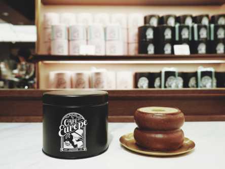 銀座を魅了した伝説の喫茶店「カフェ・ユーロップ」のスイーツで気分はモダンガール