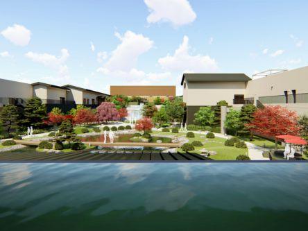 えっ?大阪ベイタワーが温泉街に!?関西最大規模の温泉テーマパークが登場!