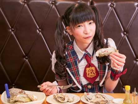 新鮮!牡蠣食べ放題【大食いアイドルもえのあずきの絶品グルメ9】