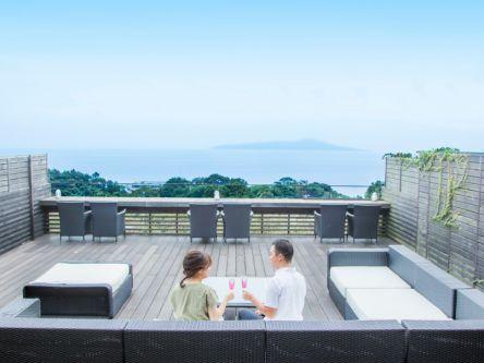 いま行きたい伊豆高原の人気宿4選!海絶景、バリ風、ペットと一緒…どれにする?