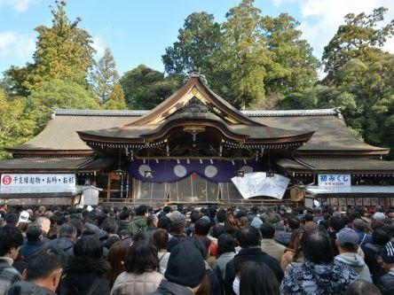 奈良県のおすすめ初詣スポット、2021年の初詣行事やご利益は?