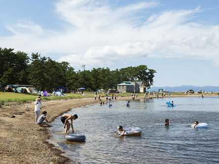 青森県のおすすめビーチ・海水浴場、2020年度の開催・中止は?