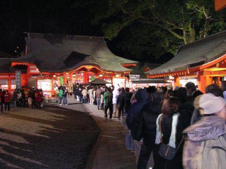 和歌山県のおすすめ初詣スポット、2021年の初詣行事やご利益は?