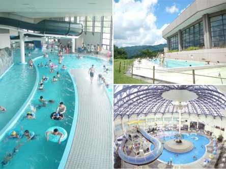 秋田県のおすすめ屋外・屋内プール、2021年度の開催・中止は?