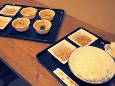 納豆好き集まれ!「せんだい屋」で8種類の納豆が食べ放題のランチ