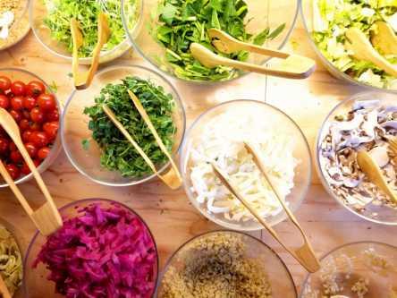 900円で新鮮野菜が食べ放題!「.RAW」で体の内側からキレイになる!