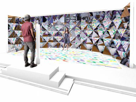 幻想的なデジタルアート空間でSNS映え体験を。「ギャラクシー スタジオ 六本木ヒルズ」開催