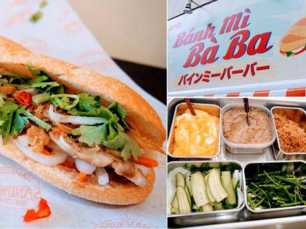 秘伝レシピの「バインミー」は格別!下北沢で食べられるベトナム風サンドイッチ