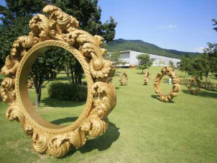 鹿児島・霧島アートの森は、見るだけじゃない!「映え」を体験できる野外美術館