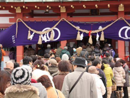 広島県のおすすめ初詣スポット、2021年の初詣行事やご利益は?