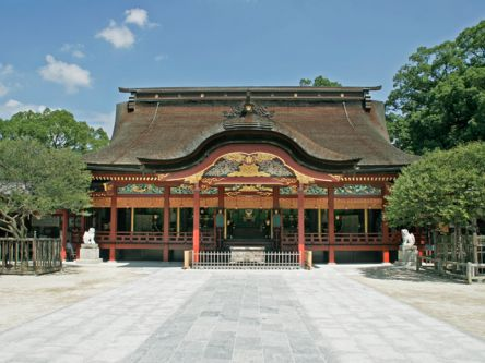 福岡県のおすすめ初詣スポット、2021年の初詣行事やご利益は?