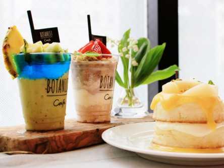 「BOTANIST cafe」の「スムージーボンボン」は見た目も味もスウィーティー!