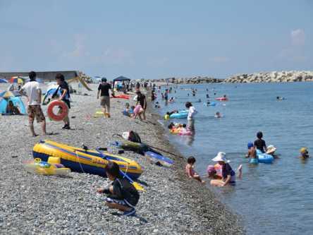 富山県のおすすめビーチ・海水浴場、2020年度の開催・中止は
