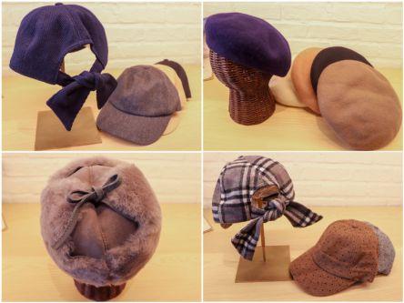 売り切れ続出!「CASSELINI」のフェミニンカジュアルな帽子が超優秀