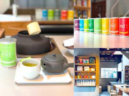 日本橋浜町のティーサロン「サロンドテパピエティグル」でパリ気分の文房具と日本茶を満喫