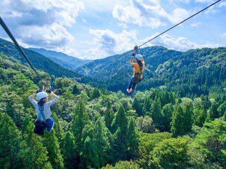 空飛ぶ絶景体験!大自然が一生忘れられない感動をくれる福井旅プラン