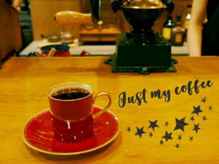 質問に答えていくと、世界に1つ、好みの味のマイコーヒーができあがり!