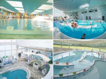中国・四国の「年中楽しい!屋内プール」おすすめランキング