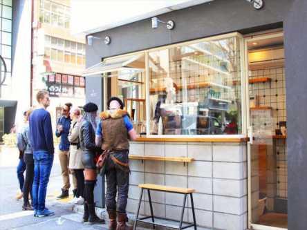 渋谷でニューヨーカー気分!豆の香り&うま味が楽しめる本格コーヒースタンド