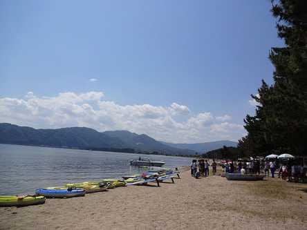 滋賀県のおすすめビーチ・海水浴場、2020年度の開催・中止は?