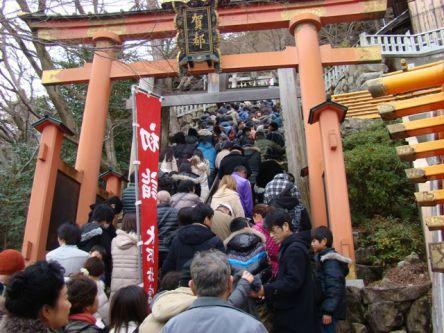 滋賀県のおすすめ初詣スポット、2021年の初詣行事やご利益は?