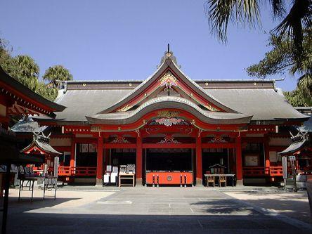 宮崎県のおすすめ初詣スポット、2021年の初詣行事やご利益は?