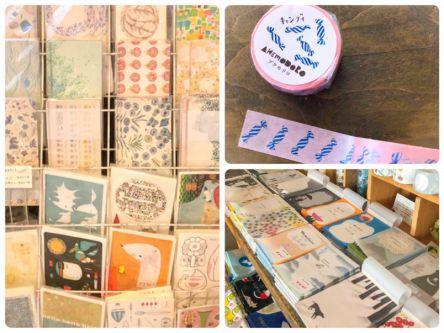 使って楽しいもらってうれしい!「手紙舎」で集めたい愛らしい紙雑貨