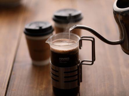 建築家プロデュースのおしゃれカフェでいただく、一級品のコーヒー