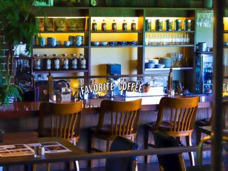 「FAVORITE COFFEE」【カフェグラマーきょん。の、あのカフェこの席10】