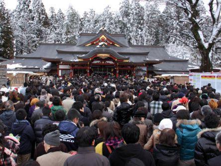岩手県のおすすめ初詣スポット、2021年の初詣行事やご利益は?