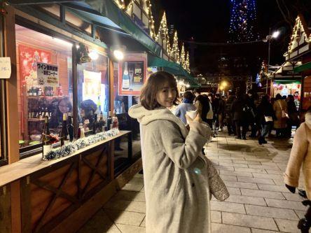 クリスマスマーケットから繰り出す、冬の札幌【村上萌の北海道で#週末野心2】