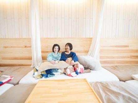 永遠にいられそう…!ベッドでくつろげる出雲カフェが癒し度120%