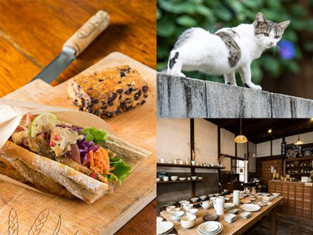 三津浜でレトロさんぽ♪カフェ、洋館、雑貨店巡りでプチタイムスリップ気分