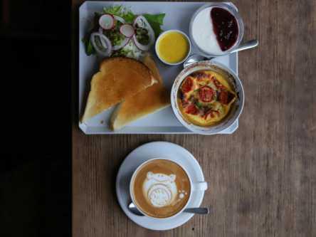 「cafe matin」【カフェグラマーきょん。の、あのカフェこの席8】
