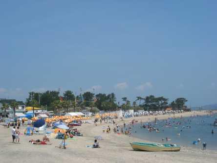 愛知県のおすすめビーチ・海水浴場、2020年度の開催・中止は?