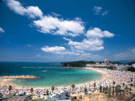 近畿(関西)のビーチ・海水浴場ランキング