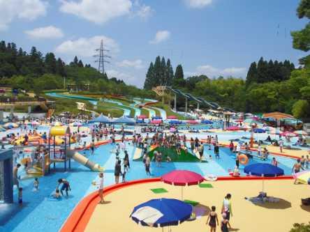 富山県のおすすめ屋外プール、2020年度の開催・中止は?