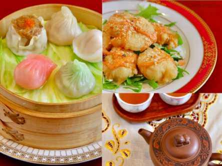横浜中華街でオールド上海な雰囲気を味わう、飲茶&上海料理ランチ