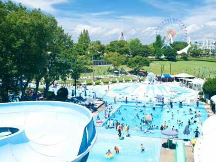 広島県のおすすめ屋外プール、2020年度の開催・中止は?